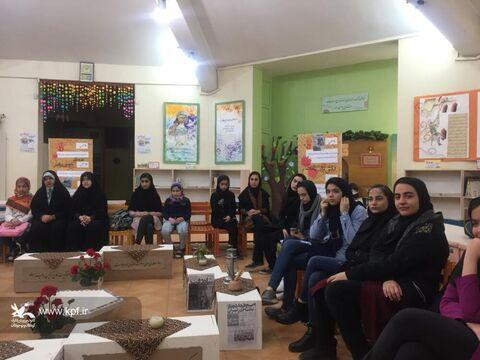 """فجرانهی فرهنگی و ادبی""""تیتر پنج شنبه"""" کانون پرورش فکری در اهواز"""