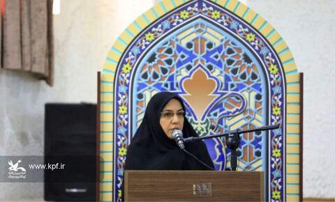 نماینده ولی فقیه در دیدار با اعضای کارگروه کودک و نوجوان و اعضای منتخب کانون خراسان جنوبی