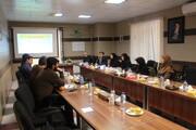 دومین جلسه کارگروه توسعه مدیریت کانون آذربایجان شرقی