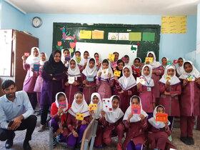 ویژه برنامه  بهار آزادی در مدارس بندرعباس