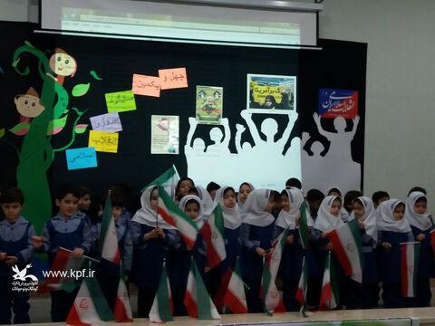 چهلویکمین سالگرد پیروزی انقلاب اسلامی در مراکز کانون استان اردبیل(۲)
