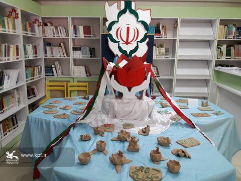 ویژه برنامه دهه فجر مرکز شماره 42 کانون تهران