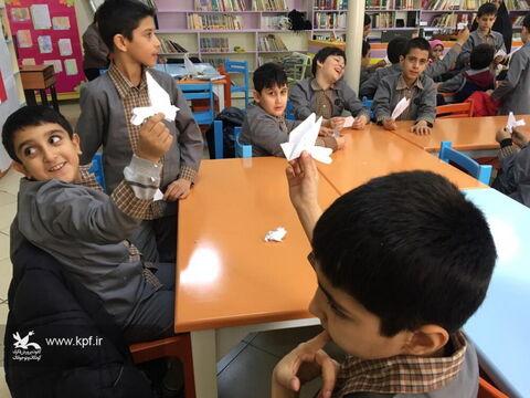 ویژه برنامه دهه فجر مرکز شماره 12 کانون تهران