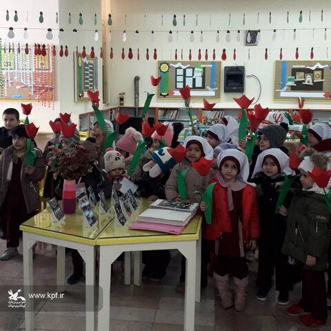 ویژه برنامه دهه فجر مرکز شماره 14 کانون تهران