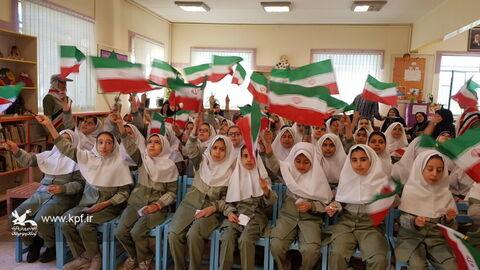 ویژه برنامه دهه فجر مرکز اسلامشهر شماره 2 کانون تهران