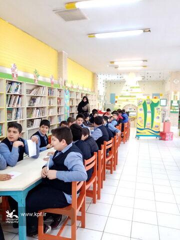 ویژه برنامه دهه فجر مرکز شماره 38 کانون تهران