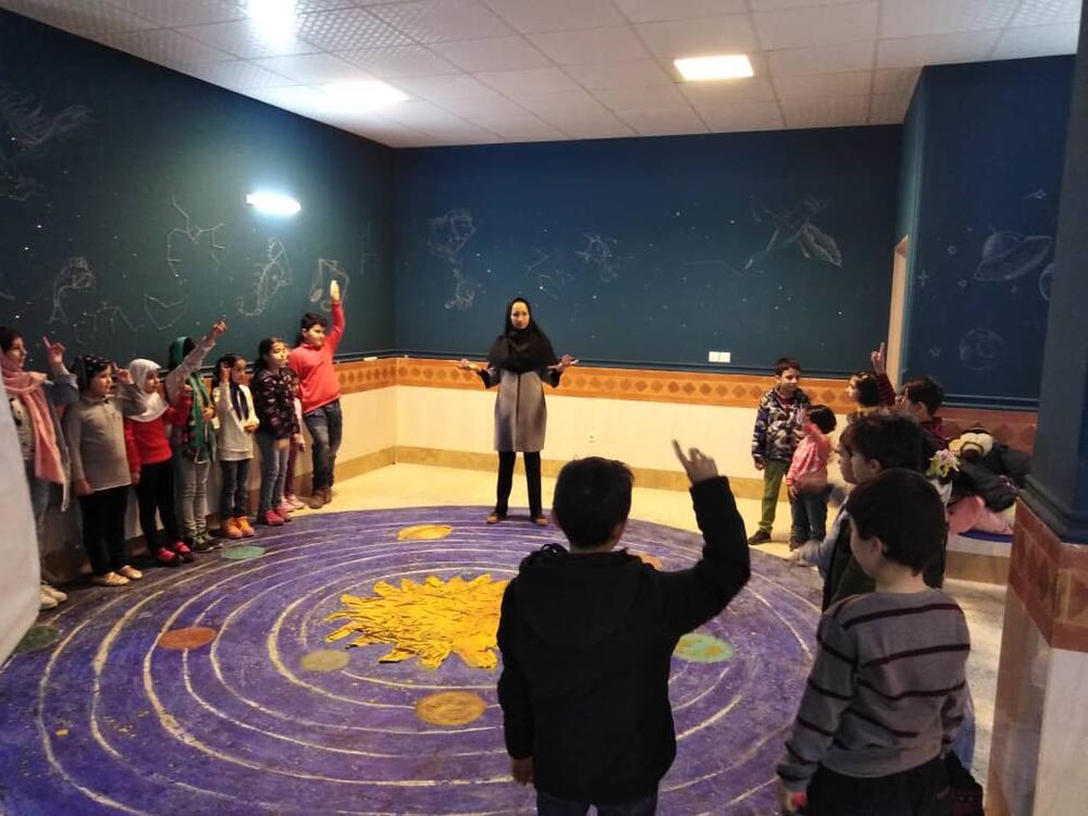 آکادمی نجوم کانون پرورش فکری کودکان و نوجوانان استان شروع به کار کرد