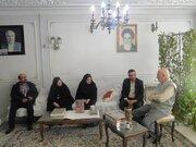 تجلیل از پیشگامان انقلاب اسلامی توسط کانون پرورش فکری کودکان و نوجوانان استان اصفهان
