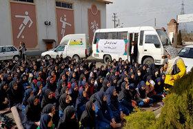 امداد فرهنگی کانون استان گیلان در املش