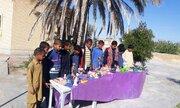 برپایی نمایشگاههای آثار مربیان و اعضای مراکز فرهنگیهنری سیستان و بلوچستان به مناسبت دههی فجر(بخش دوم)