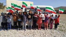 دهه مبارک فجر در مراکز سیار روستایی و ثابت کانون فارس(۴)