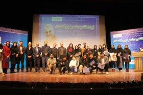 درخشش اعضای کانون پرورش فکری در شعر فجر گلستان