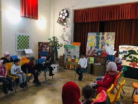 ویژه برنامه دهه فجر ۱۳۹۸ در مراکز کانون استان تهران قسمت دوم