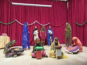جشن خوب پیروزی در کانون پرورش فکری میناب برگزارشد