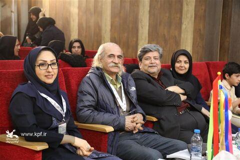 دومین قصهواره بومی محلی چلهی قصهها شهرستان میبد- یزد- بهمن ۹۸
