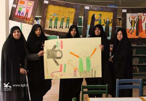 «انقلاب در نگاه من، مادربزرگ و پدربزرگ» در کانون فارس
