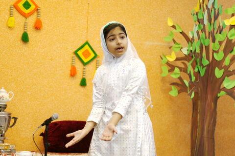 اختتامیه دهمین جشنواره قصه گویی مرکز برازجان