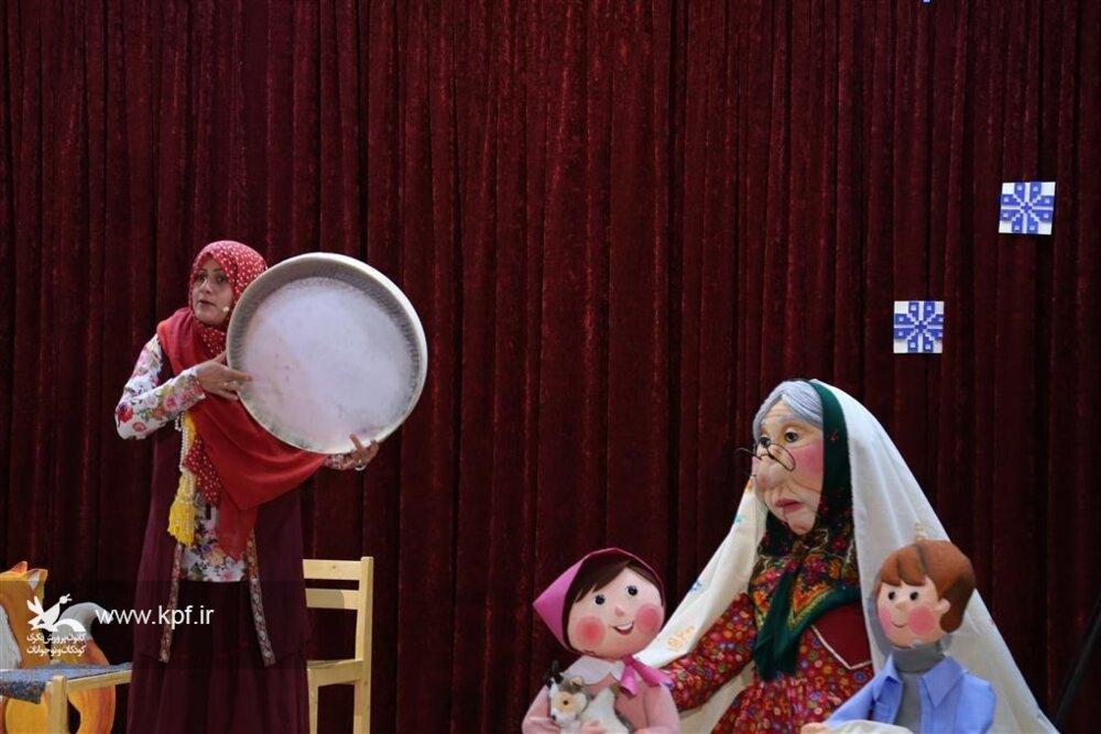 اجرای قصهگویی در مناطق دور امتیاز ویژه برای قصهگویان است