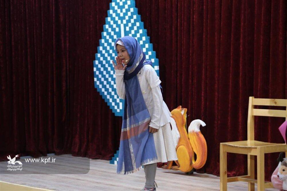 اجرای 46 قصه در دومین روز از قصهواره چلهی قصههای کانون