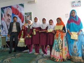 دهه مبارک فجر در کتابخانه سیار روستایی فراشبند