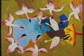 برگزیدگان مسابقه نقاشی«من آب بان هستم» معرفی شدند