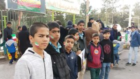 کانون پرورش فکری کودکان و نوجوانان سیستان و بلوچستان در ۲۲ بهمن ۱۳۹۸