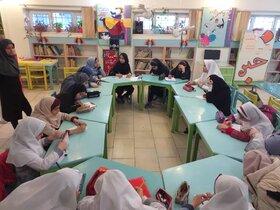 همکاری مرکز ۱۰ با پژوهشسرا/ مرکز ۱۳ میزبان دانش آموزان مرکز خدمات بهزیستی شهید قدوسی شد