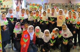 چند نما از برگزاری همزمان ششمین جشن بزرگ «بچههای آفتاب» در همه مراکز فرهنگی و هنری کانون استان قزوین