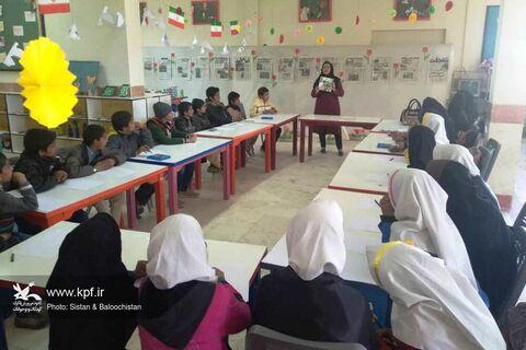 «معرفی کتاب» فعالیت مهم فرهنگی در کانون پرورش فکری سیسستان و بلوچستان