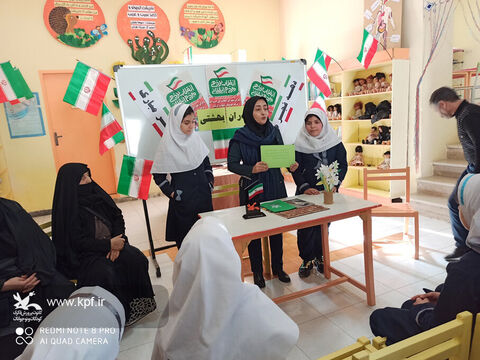 چهلویکمین سالگرد پیروزی انقلاب اسلامی در مراکز کانون استان اردبیل(3)