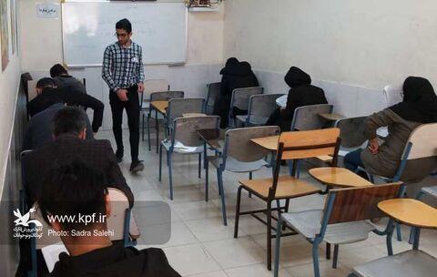 آزمون جذب مدرس زمستان ۹۸ کانون زبان برگزار شد