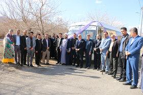 مرکز سیار روستایی کانون میامی در محمدآباد، راهاندازی شد