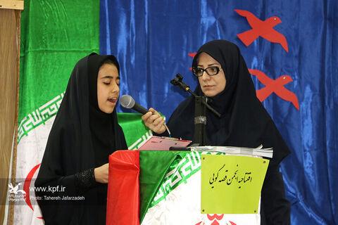 گشایش انجمن قصهگویی در کانون آرادان و مهدیشهر
