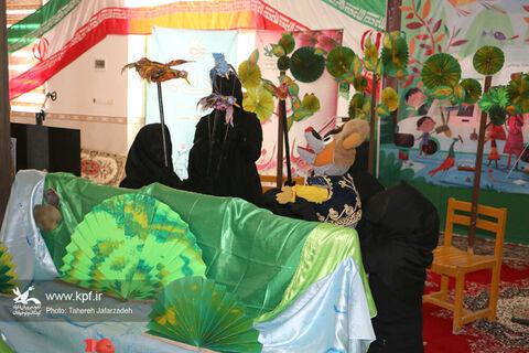 راهاندازی مرکز سیار روستایی کانون میامی در محمدآباد