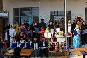 سیمرغ مهرواره ی شاهنامه خوانان کودک ونوجوان برفراز بام ایران بال گشود