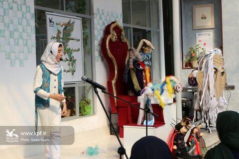 مهرواره شاهنامه خوانان کودک و نوجوان - چهارمحال و بختیاری بهمن 98