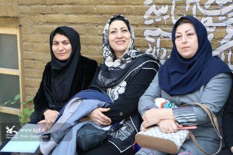 شاهنامه خوانیان کودک و نوجوان بام ایران
