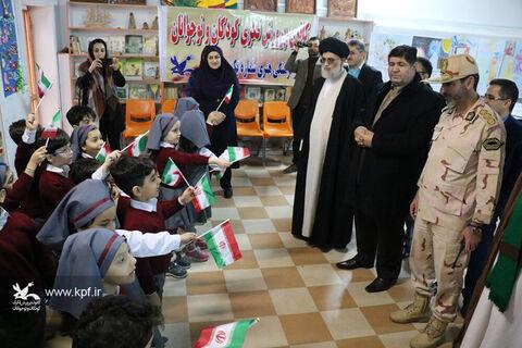 چهلو یکمین  دهه فجر انقلاب اسلامی در مرکز فرهنگی هنری شماره یک کانون بندرانزلی
