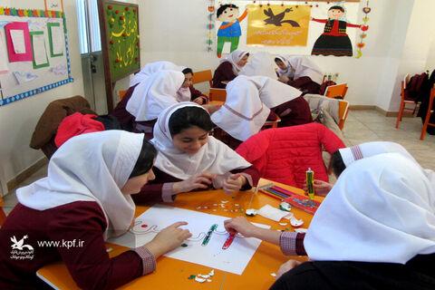 چهلو یکمین دهه فجر انقلاب اسلامی در مرکز فرهنگی کانون لاهیجان