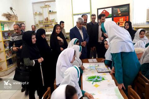 چهلو یکمین دهه فجر انقلاب اسلامی در مرکز فرهنگی کانون سیاهکل