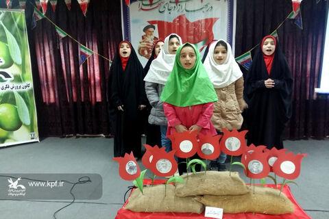 چهلو یکمین دهه فجر انقلاب اسلامی در مرکز فرهنگی کانون رودبار