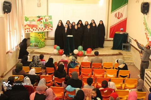 چهلو یکمین دهه فجر انقلاب اسلامی در مرکز فرهنگی کانون رستم آباد