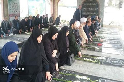 چهلو یکمین دهه فجر انقلاب اسلامی در مرکز فرهنگی کانون تالش
