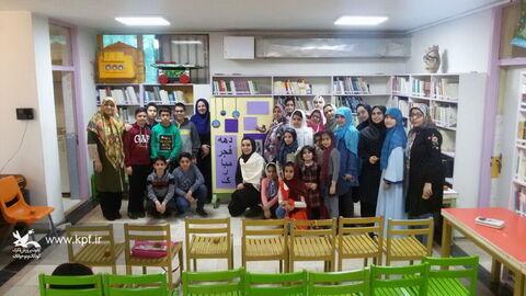 ویژه برنامه دهه فجر مرکز شماره 9 کانون تهران