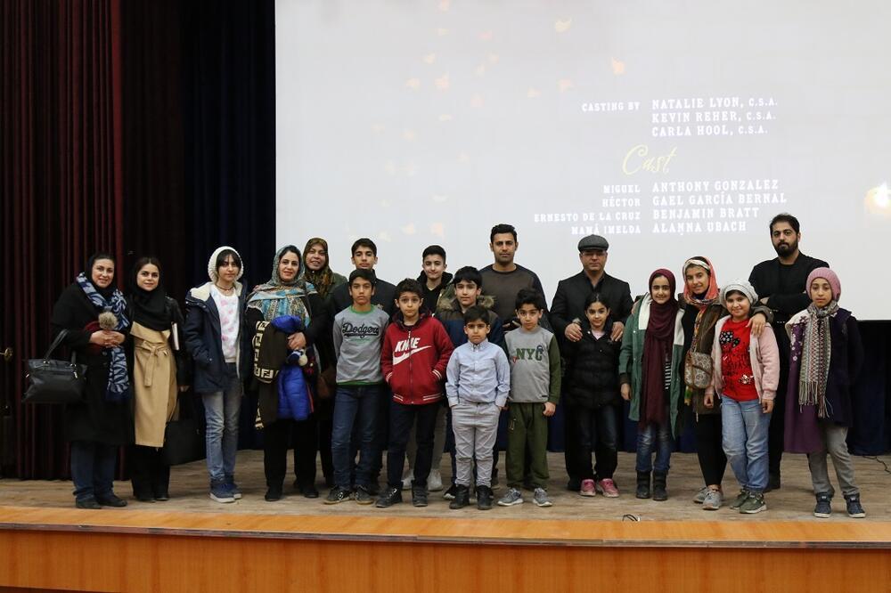 برپایی جمعه فیلمهای کانون زبان در سینما کانون ساری