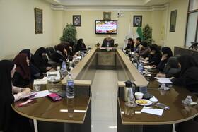 یازدهمین جلسه شورای فرهنگی کانون آذربایجانغربی برگزار شد