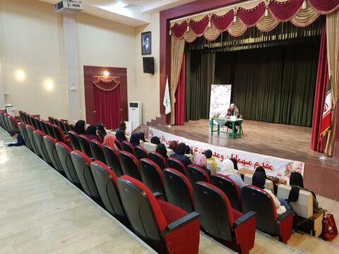 پنجمین جلسه انجمن هنرهای نمایشی کانون آذربایجانغربی برگزار شد