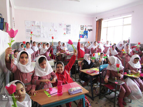 گزارش تصویری کاروان پیک امید در استان کردستان