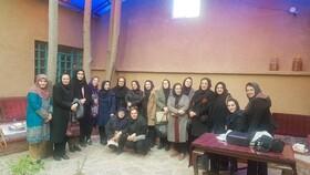 از بانوان کانون استان کردستان تجلیل شد