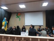 انجمن نمایش مانا برای نوجوانان علاقه مند  استان کار خود را همچنان ادامه میدهد